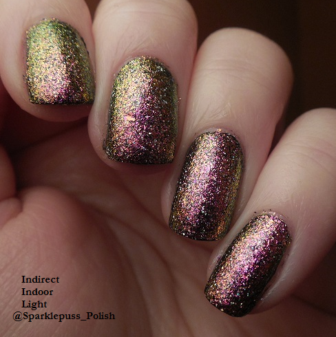 Magical Protector by Parrot Polish 4