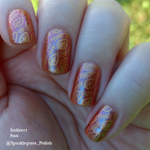 Chester Copper Pot by Fallen Angel Beauty Bar w stamping