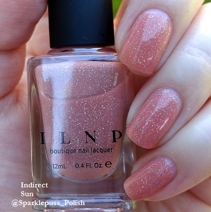 Peachy Queen bottle by ILNP 1