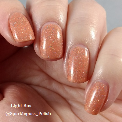 Peachy Queen by ILNP 2