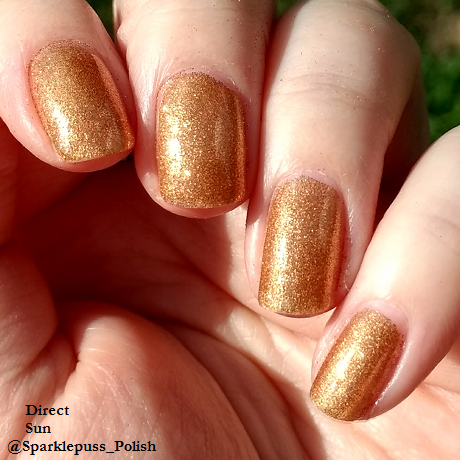 Brass Knuckles from Pretty Scary Cosmetics 1