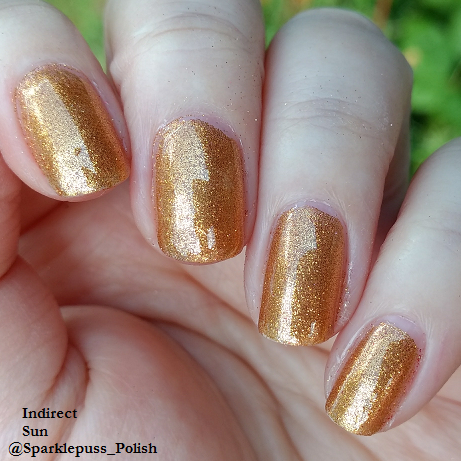 Brass Knuckles from Pretty Scary Cosmetics 3