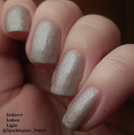 Disco Fever from Pretty Scary Cosmetics 1