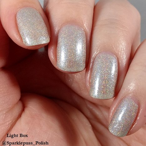 Disco Fever from Pretty Scary Cosmetics 3