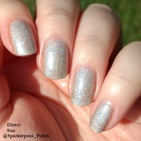 Disco Fever from Pretty Scary Cosmetics