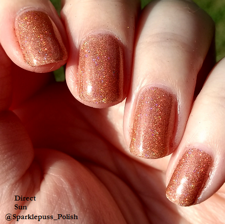 Pumpkin Spice by Pretty Scary Cosmetics 1