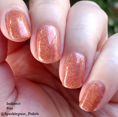 Pumpkin Spice by Pretty Scary Cosmetics 2