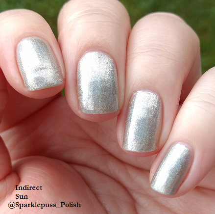 Ring My Belle by Octopus Party Nail Lacquer 1