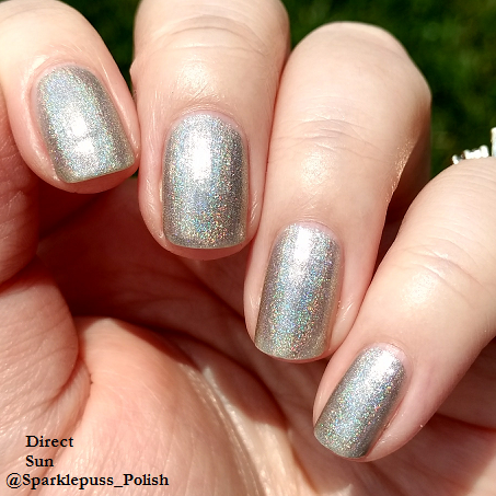 Ring My Belle by Octopus Party Nail Lacquer
