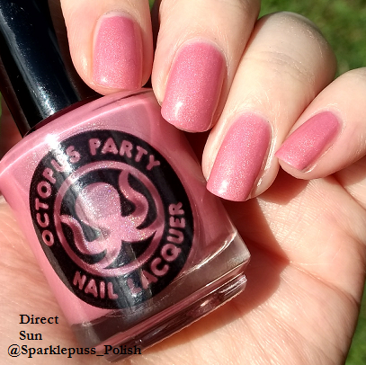 She Sells Seychelles by Octopus Party Nail Lacquer