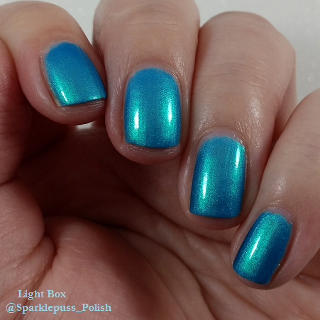 Blue Macaw by Parrot Polish 2