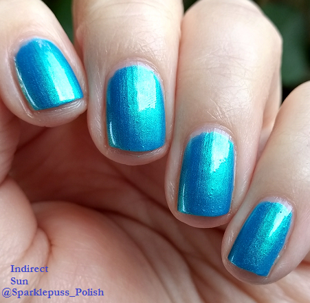 Blue Macaw by Parrot Polish