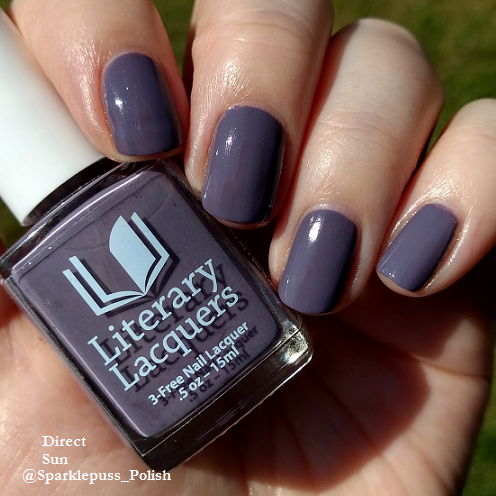 Breathing Dreams Like Air by Literary Lacquers 2