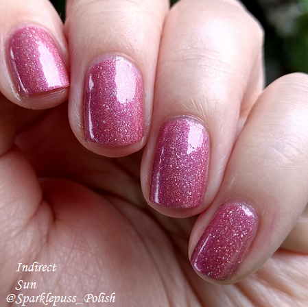 Feather Family by Literary Lacquers
