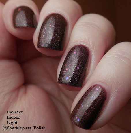 Grimes by Octopus Party Nail Lacquer