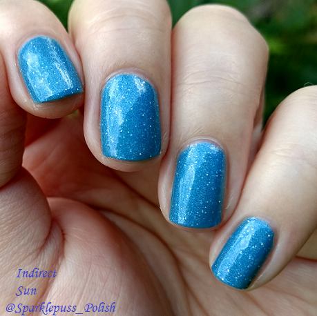 Lettie's Ocean by Literary Lacquers 1