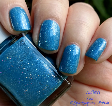 Lettie's Ocean by Literary Lacquers 2