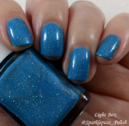 Lettie's Ocean by Literary Lacquers 4