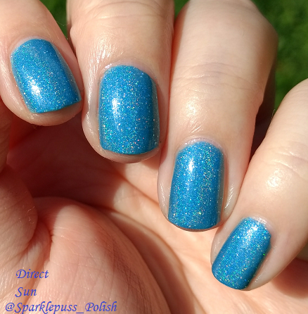 Lettie's Ocean by Literary Lacquers