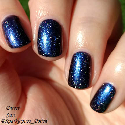 Miner's Gift by Literary Lacquers 1