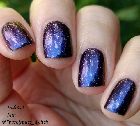 Miner's Gift by Literary Lacquers 2.5