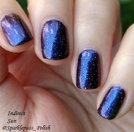 Miner's Gift by Literary Lacquers 2