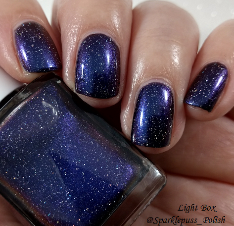 Miner's Gift by Literary Lacquers 3