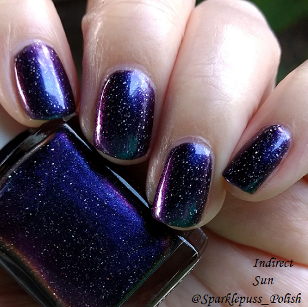 Miner's Gift by Literary Lacquers