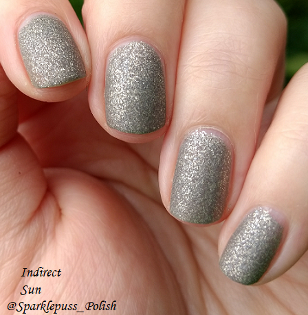 Swaying Grayly by Literary Lacquers 1