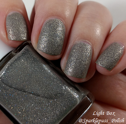 Swaying Grayly by Literary Lacquers 2