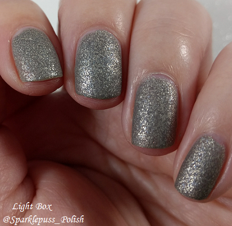 Swaying Grayly by Literary Lacquers 3