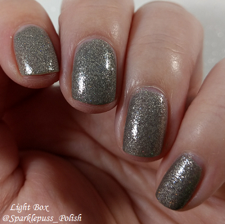 Swaying Grayly by Literary Lacquers 4