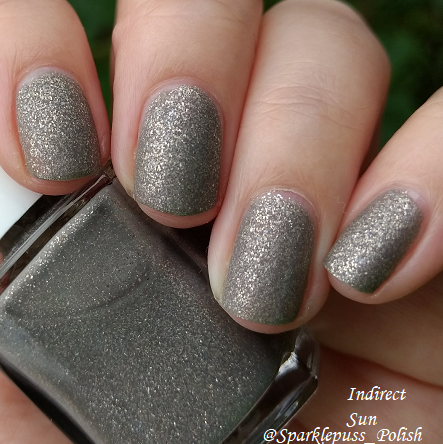 Swaying Grayly by Literary Lacquers