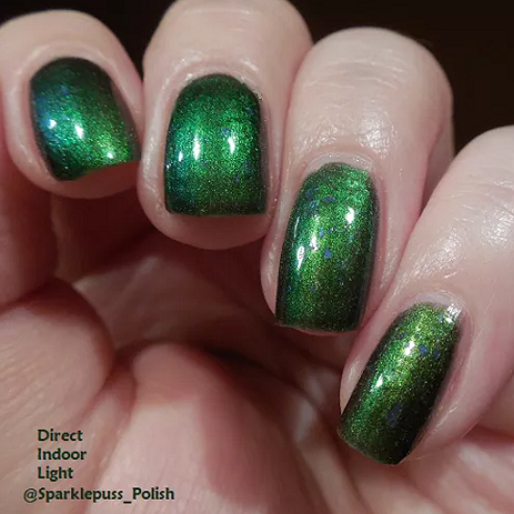 The Irish Mermaid by Gothic Gala Lacquers