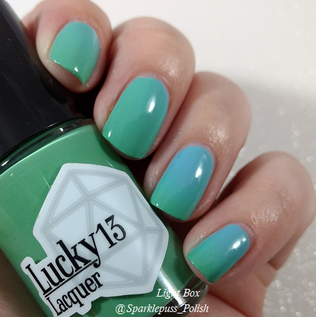 Luna Landing by Lucky 13 Lacquer 2