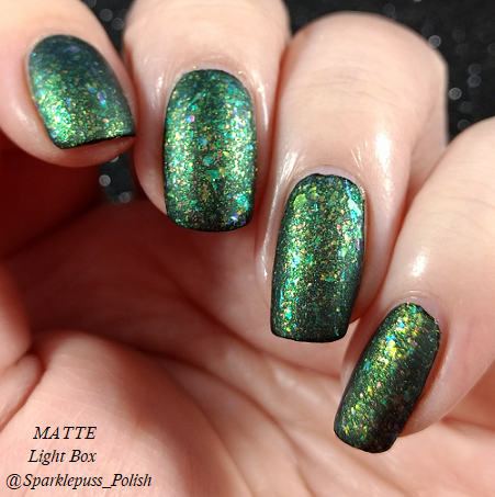 Run This Bayou by Octopus Party Nail Lacquer 6