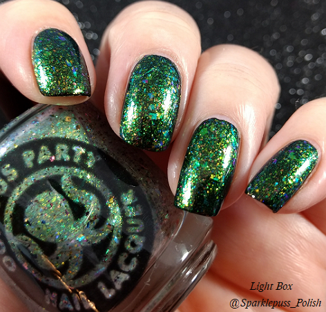Run This Bayou by Octopus Party Nail Lacquer