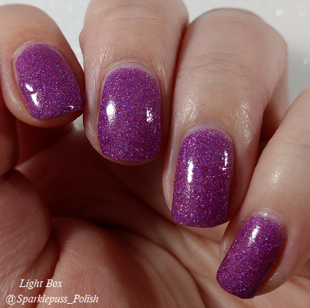 Stone of Power by Lucky 13 Lacquer 1