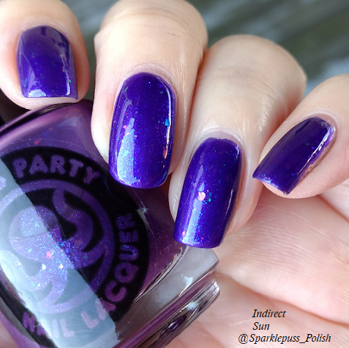 Psychopomp by Octopus Party Nail Laquer 2