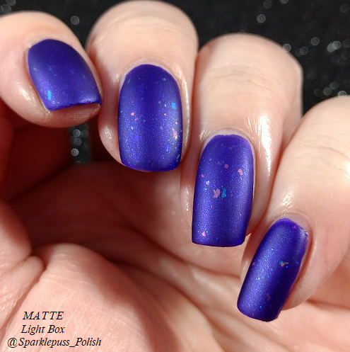 Psychopomp by Octopus Party Nail Laquer 5