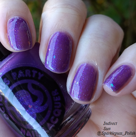 Psychopomp no undies by Octopus Party Nail Laquer 1