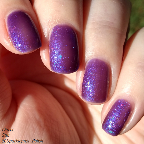 Psychopomp no undies by Octopus Party Nail Laquer 2