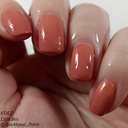 Riveting Rosy by Lucky 13 Lacquer