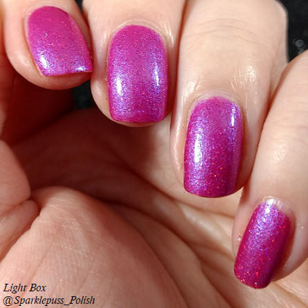 Butterfly Dance by Northern Nail Polish