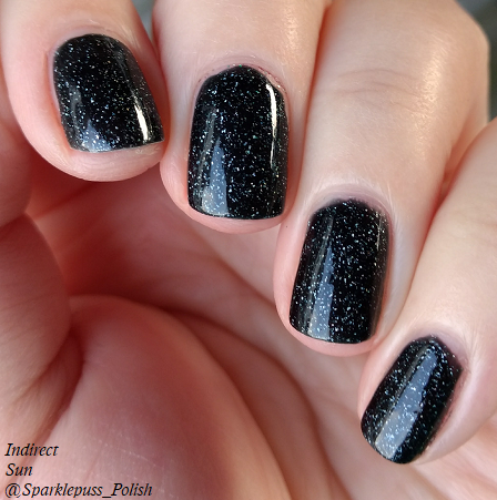 Favourite Worst Nightmare by Octopus Party Nail Lacquer 1