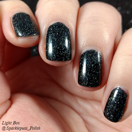 Favourite Worst Nightmare by Octopus Party Nail Lacquer 2