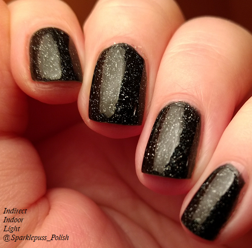 Favourite Worst Nightmare by Octopus Party Nail Lacquer 3