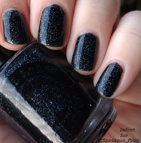 Favourite Worst Nightmare by Octopus Party Nail Lacquer