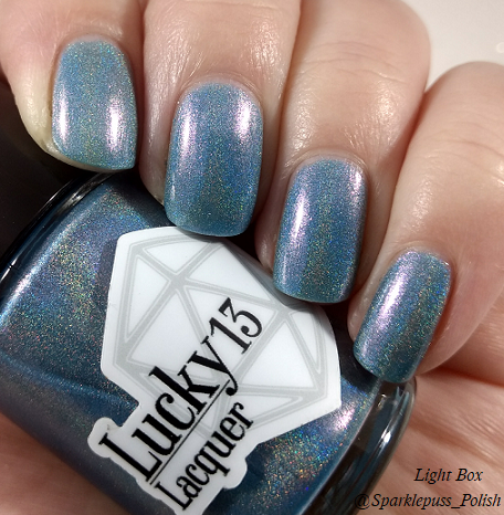 Once Upon a Dream by Lucky 13 Lacquer 3