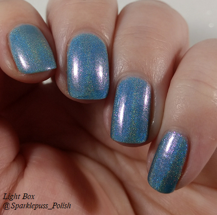 Once Upon a Dream by Lucky 13 Lacquer 4